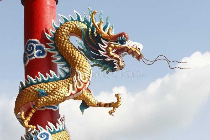 Download Dragon stock photo. Image of china, chinese, detail, handwork - 14307710