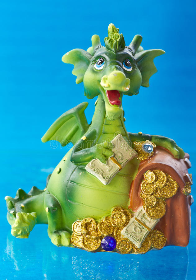 Download Dragon stock image. Image of decorations, bright, postcard - 22172515