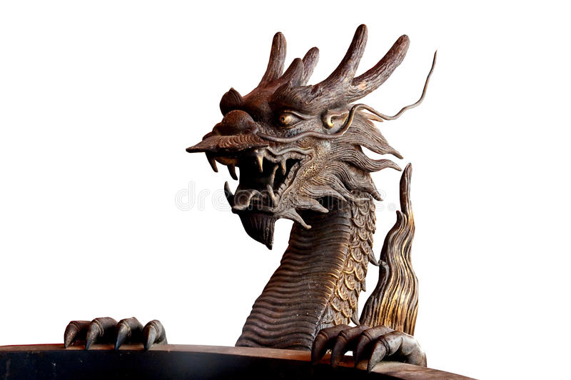 Download Dragon stock photo. Image of oriental, statue, religion - 26641298