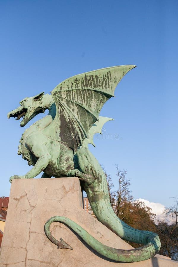Download Dragon stock image. Image of ljubjanica, dragon, city - 27504659