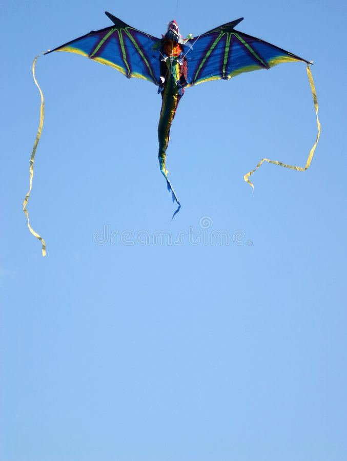 Download Dragon stock photo. Image of soaring, movement, line, flying - 540626