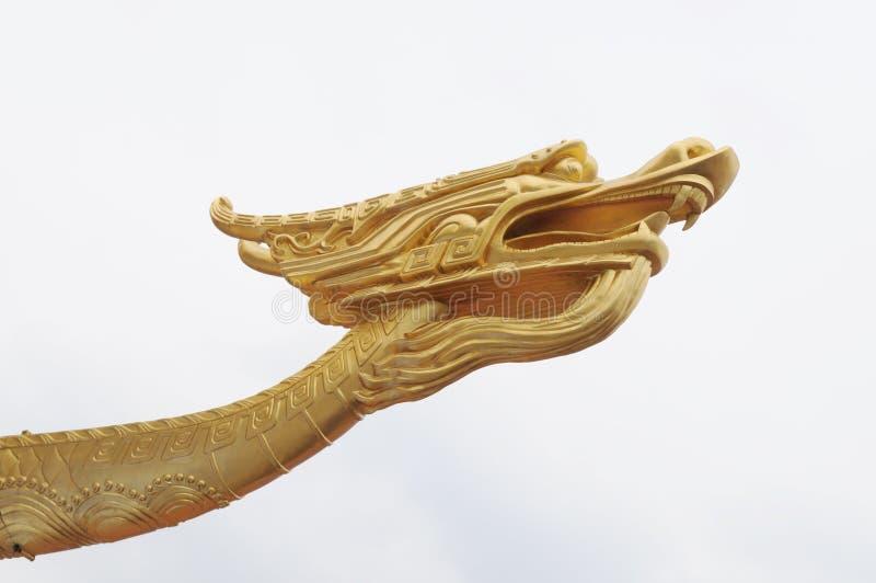 Dragon boat royalty free stock image