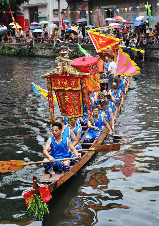 Download Dragon Boat editorial stock photo. Image of water, competition - 14862248