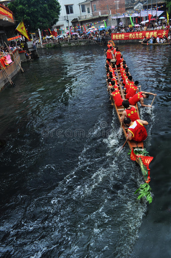 Download Dragon Boat editorial photo. Image of attractive, china - 14862326