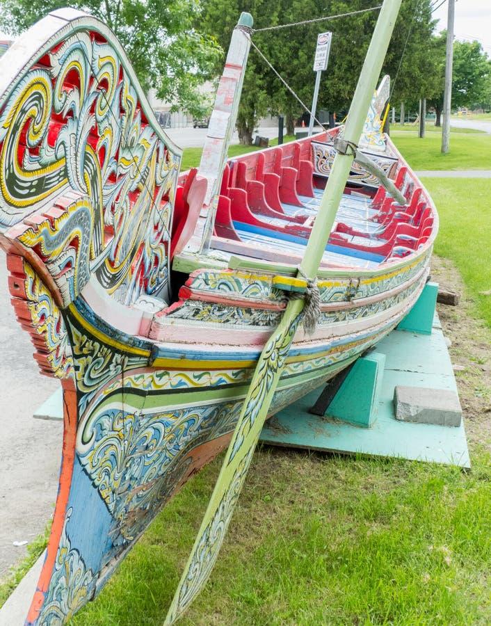 Dragon Boat stock foto