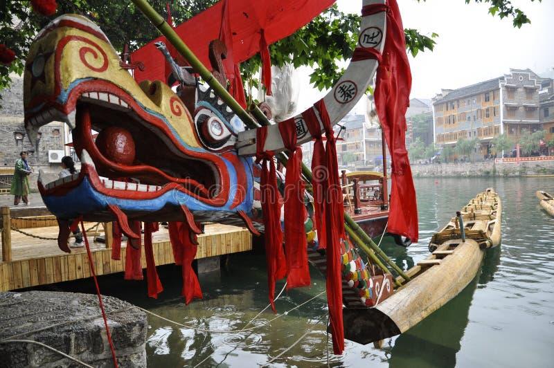 Dragon Boat immagine stock libera da diritti