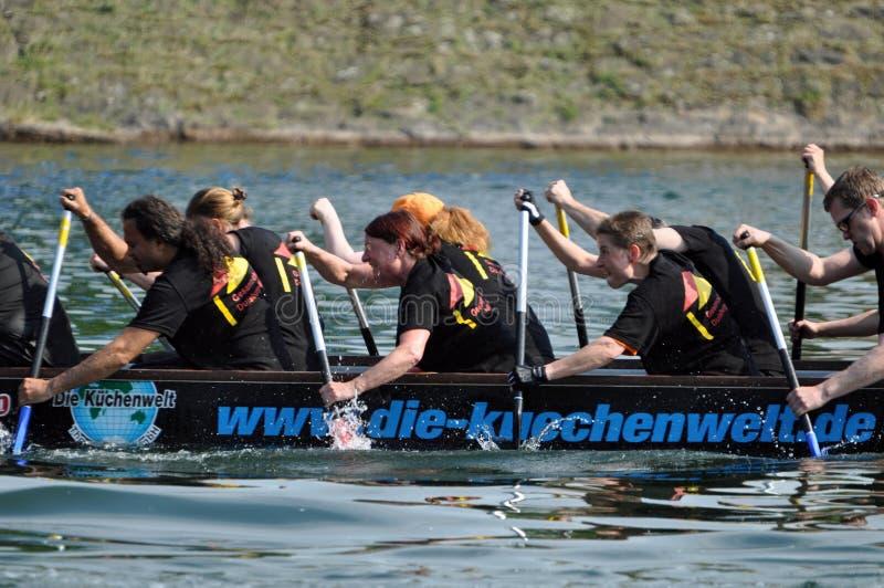 Dragon Boat Race imagen de archivo libre de regalías