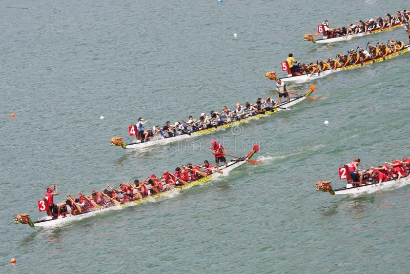 Dragon Boat Race Editorial Image