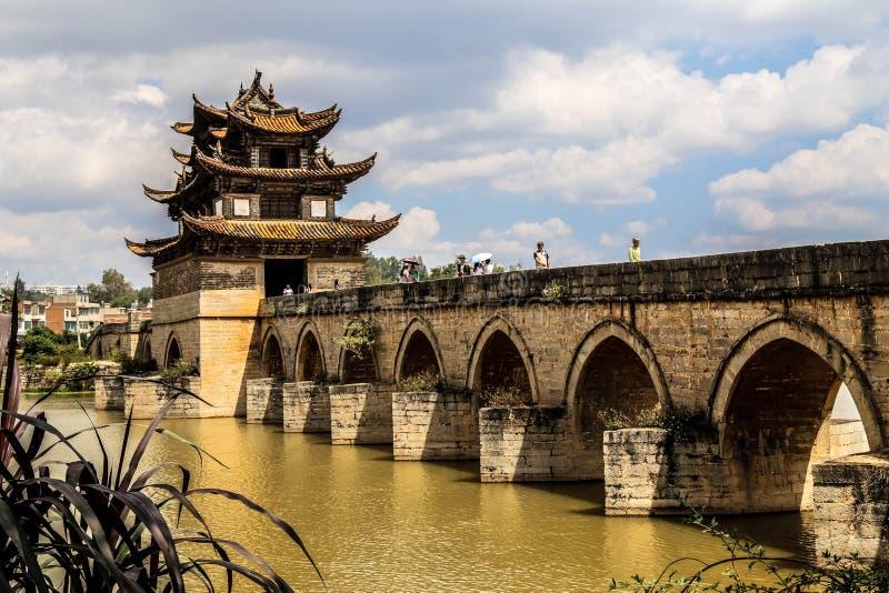 Dragon Bridge dobro foto de stock royalty free