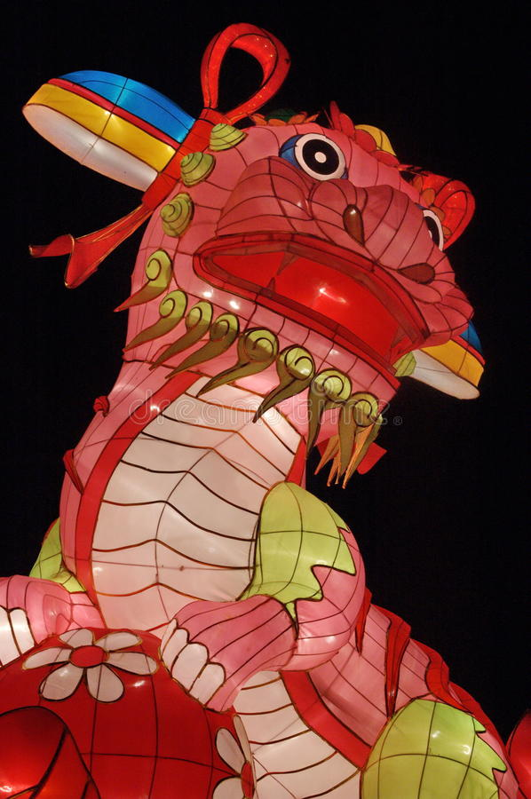 Dragon chinois   image stock