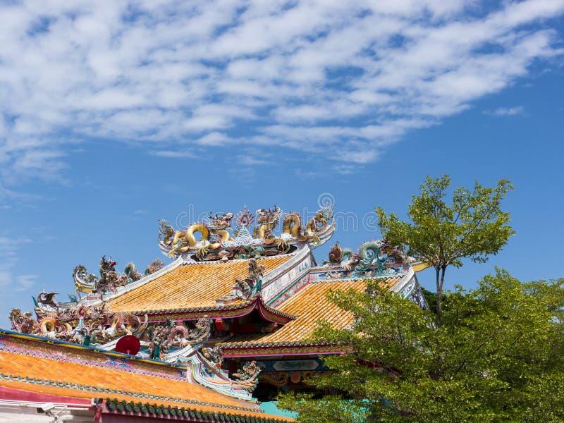 Dragon chinois images libres de droits