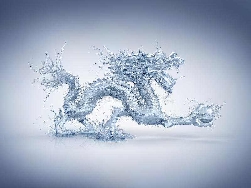 Dragon d'eau
