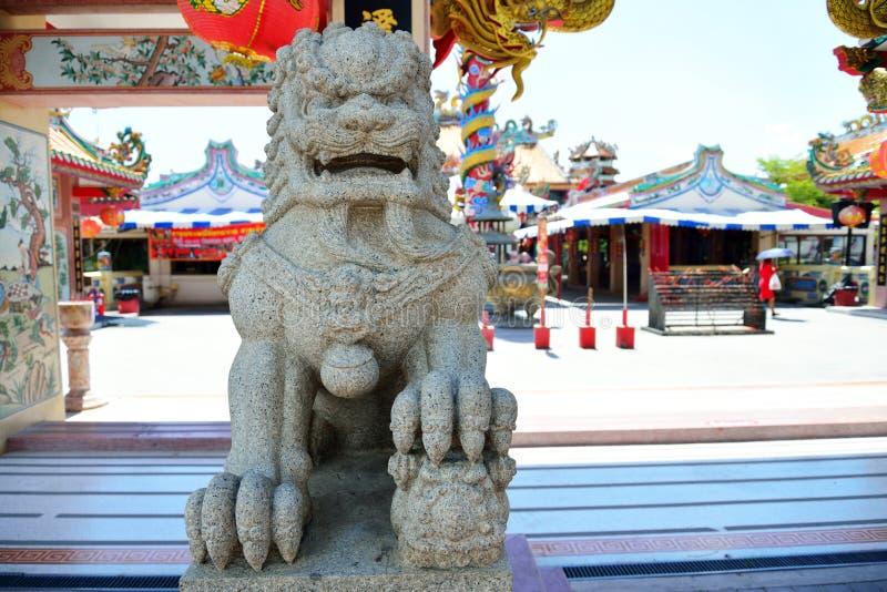 Dragon Descendants Museum, Thaïlande images stock