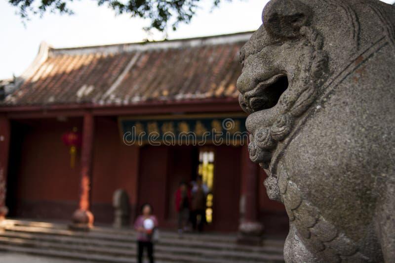 Dragon, dragon en pierre, dragon de pierre de porcelaine image libre de droits