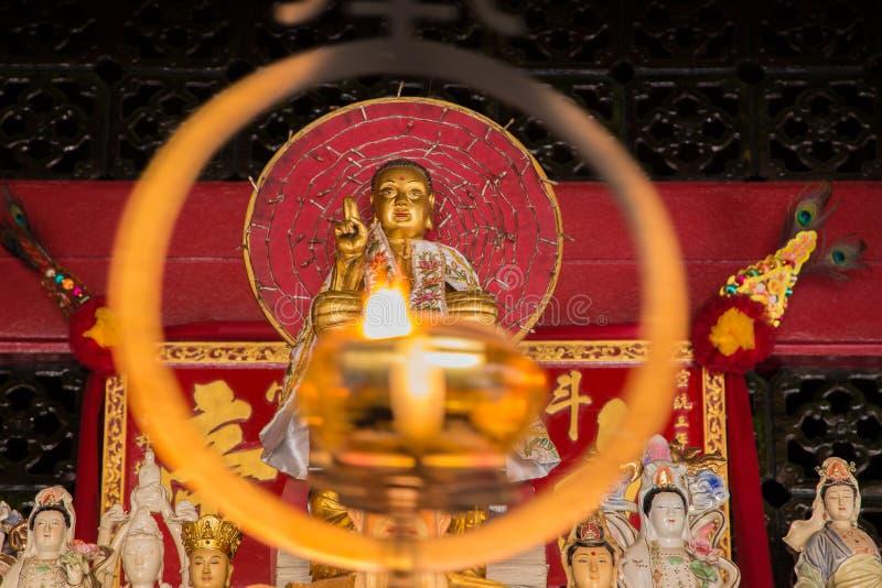 Dragon et nouvelle année chinoise image stock