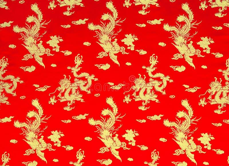 Dragon et Phoenix images libres de droits