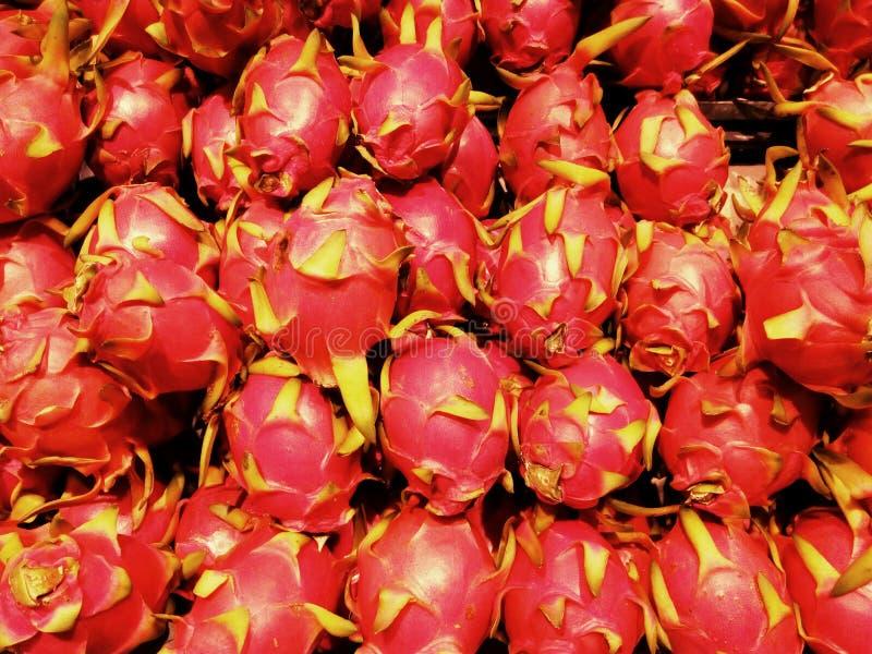 Dragon Fruit fotografia stock libera da diritti