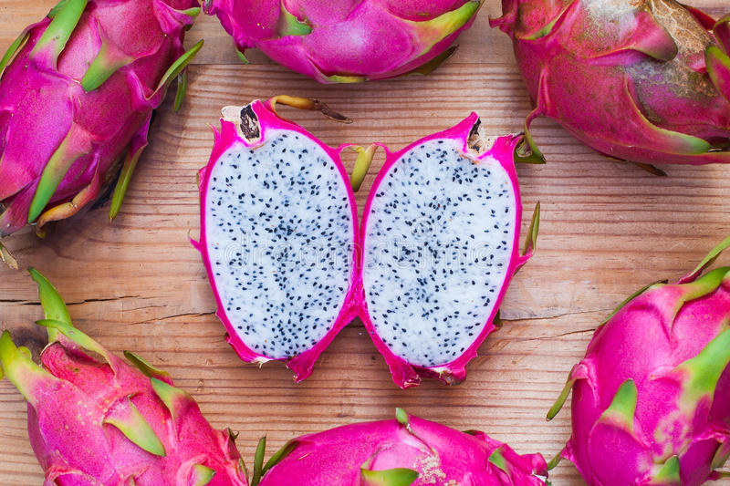 Dragon Fruit fotografia de stock royalty free