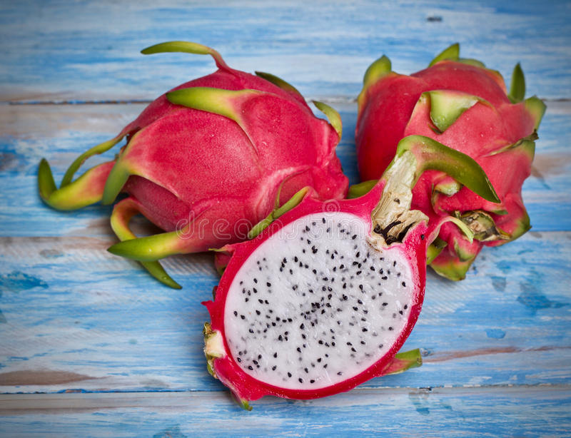 Dragon Fruit photographie stock