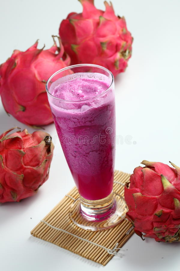 Download Dragon fruit juice stock photo. Image of delicious, drink - 10077074