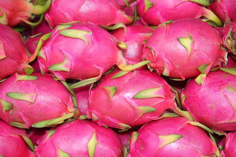 Dragon Fruit or Pitaya stock photography