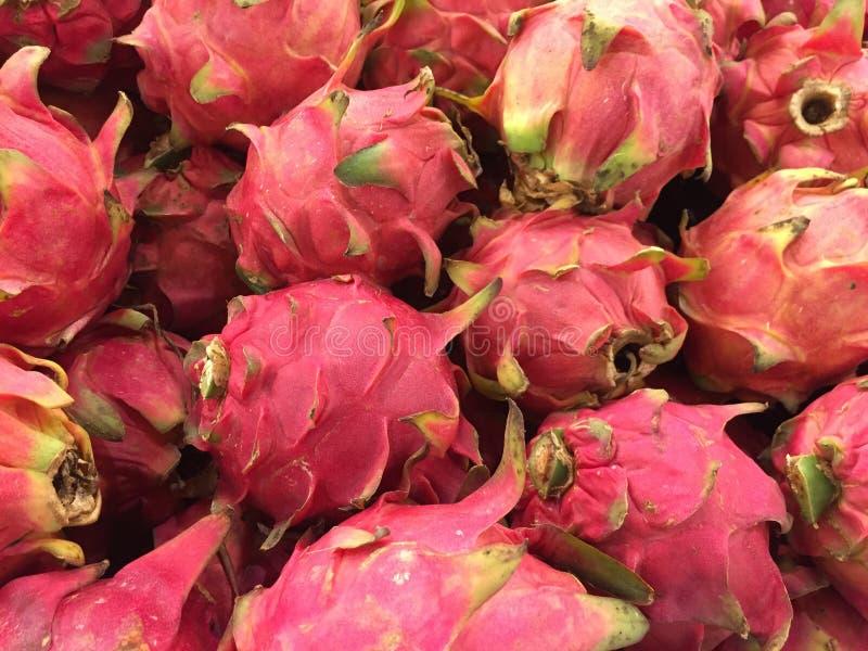 Dragon fruit. stock photo