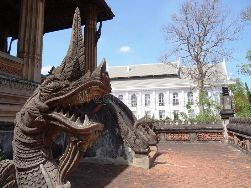 Dragon Shrine immagini stock