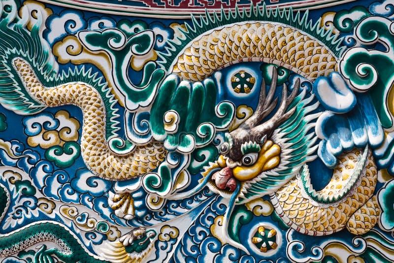 Download Dragon Stucco stock image. Image of arts, travel, stucco - 13533565
