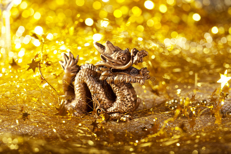 Download Dragon Symbol Of The Year 2012 Stock Image - Image: 21517781