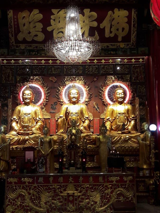 Dragon Temple Kamalawat lizenzfreies stockfoto