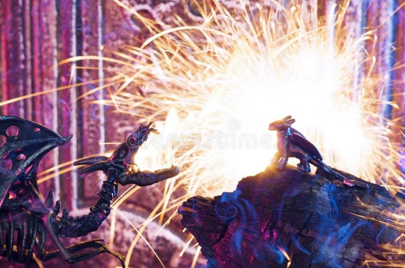 Dragon Toothless foto de stock royalty free