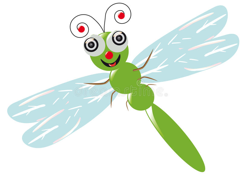 Download Dragonfly stock vector. Image of dragonfly, design, child - 11193250