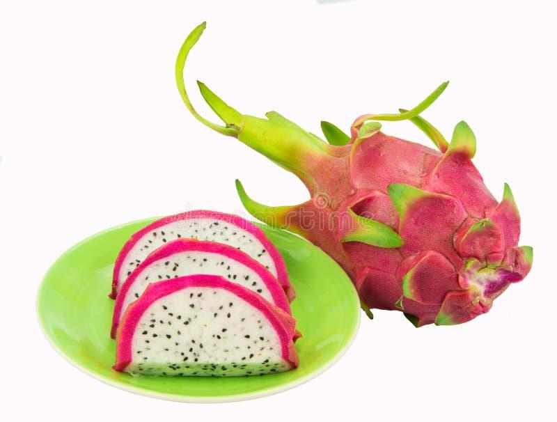 Dragonfruit στοκ εικόνα με δικαίωμα ελεύθερης χρήσης