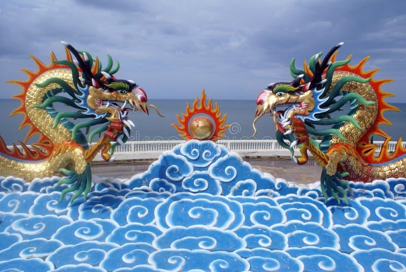 Dragons images libres de droits