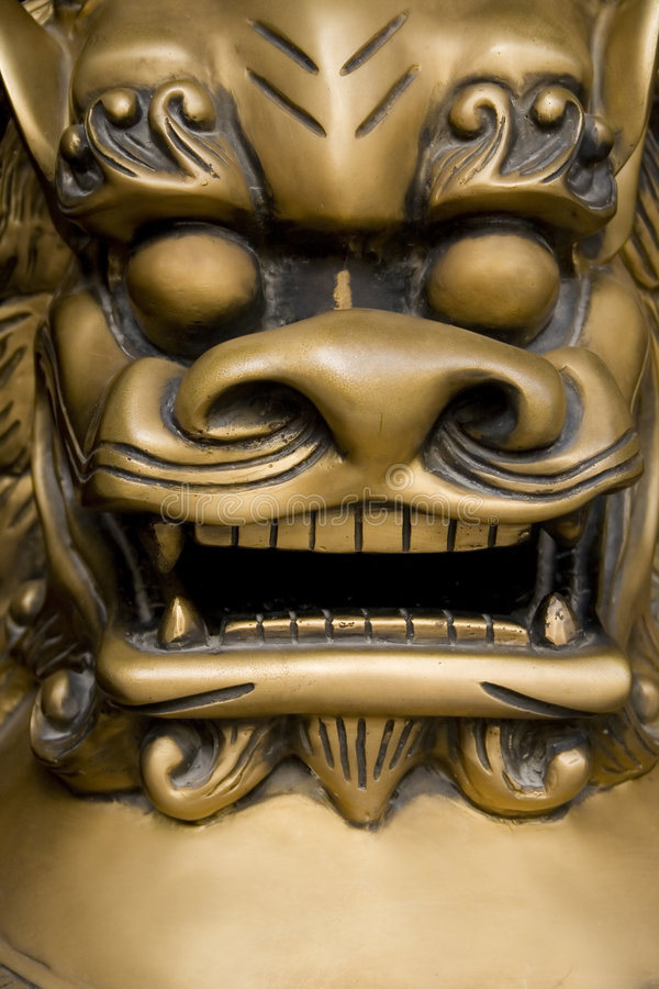 dragoon китайца стоковые изображения