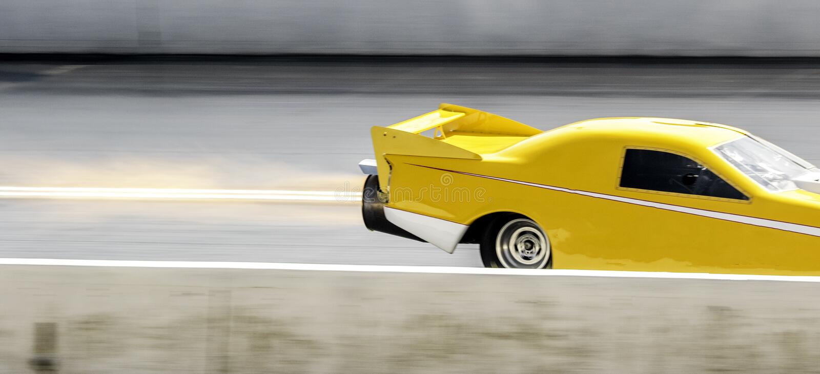 dragster image stock