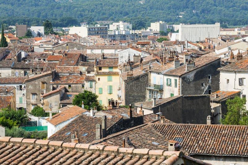 Draguignan stock foto