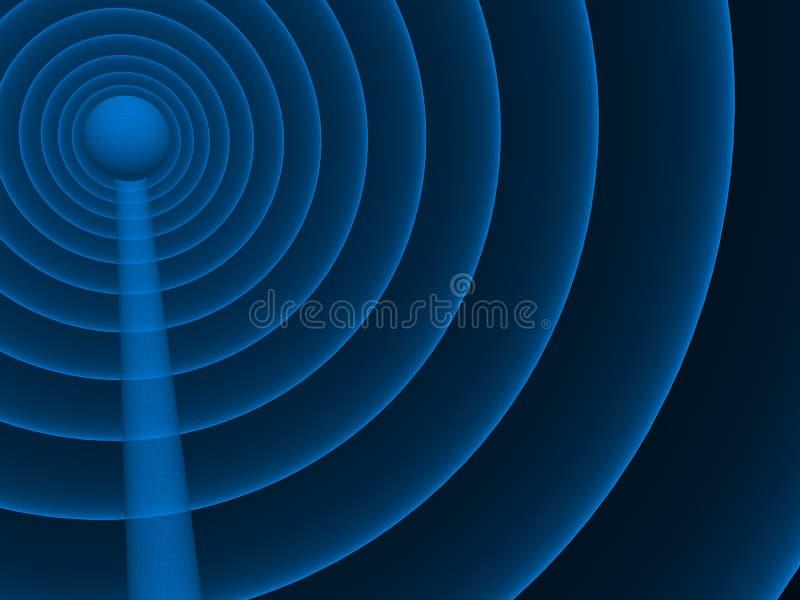 Drahtlos vektor abbildung