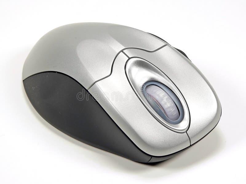 Drahtlose Computer-Maus lizenzfreie stockfotografie