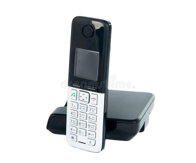 Drahtloses Telefon getrennt lizenzfreie stockbilder