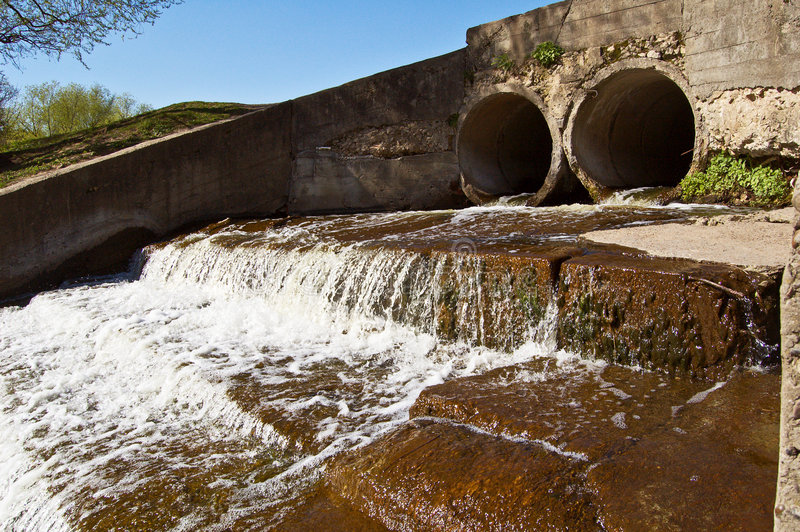 Download Drain pipes stock photo. Image of danger, drain, canal - 5028658