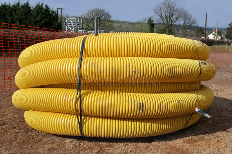Drainage Pipe royalty free stock photography