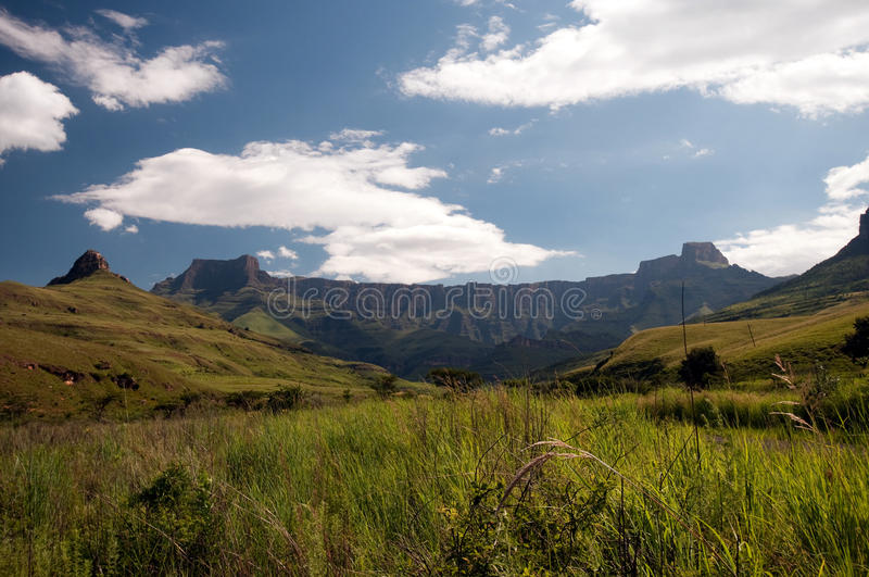 Download Drakensberg Amphitheater stock image. Image of vacation - 24785089