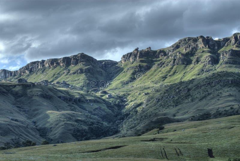Download Drakensberg Escarpment stock photo. Image of water, sandstone - 5951234