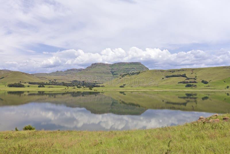 Drakensberg. Mountains in Kwazulu, Natal, South Africa royalty free stock photo