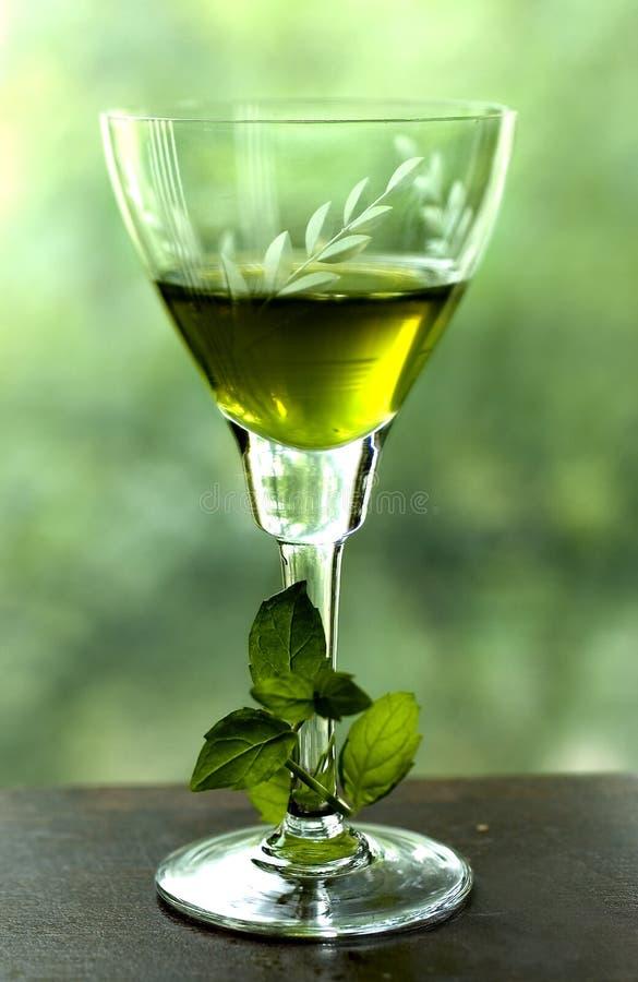 DRAM verde immagine stock