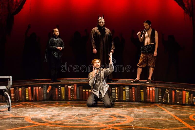 Dramata teatr zdjęcie stock