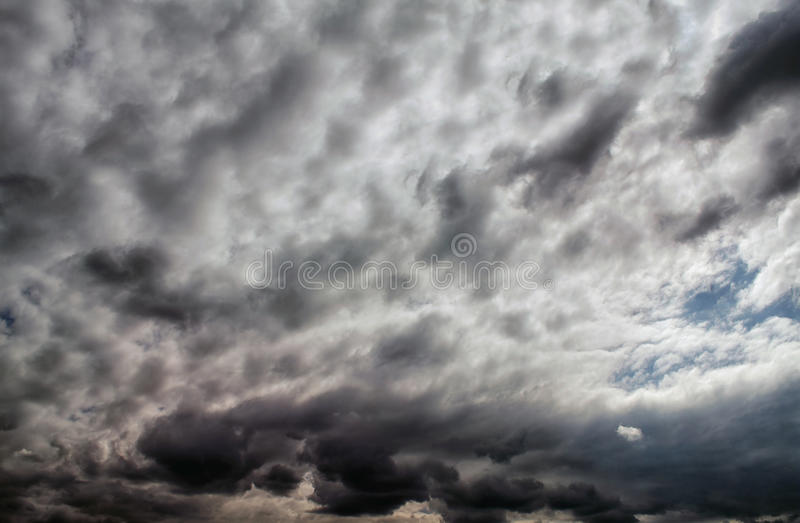 Download Dramatic Clouds Royalty Free Stock Image - Image: 28956696
