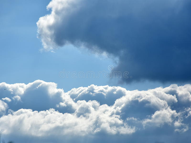 Download Dramatic cloudy sky stock image. Image of abstract, clouds - 86548671