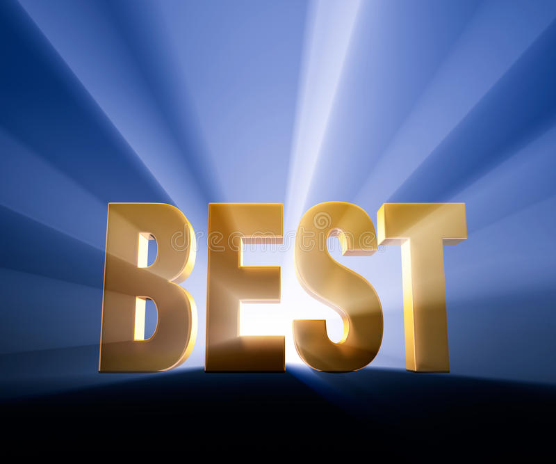 Download Best stock illustration. Image of paramount, bold, greatest - 29898966